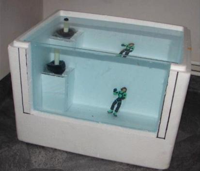 Diy cooler aquarium for Fish tank water cooler